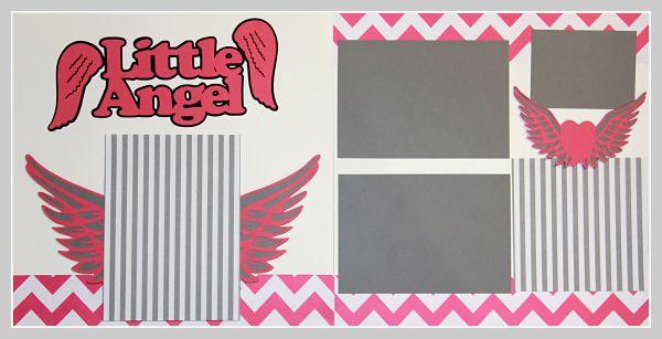 Little Angel (Pink)