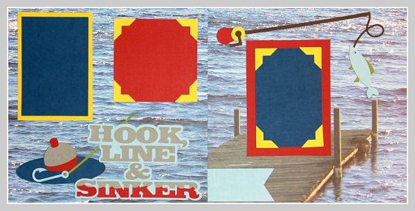 Hook Line & Sinker