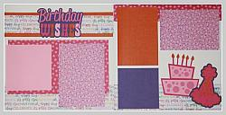 Birthday Wishes (Pink)