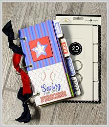 Baseball Mini Book