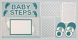 Baby Steps Blue