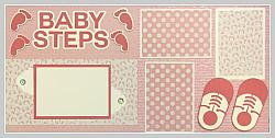 Baby Steps Pink